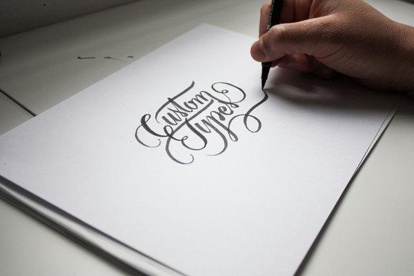 curso de caligrafia grátis