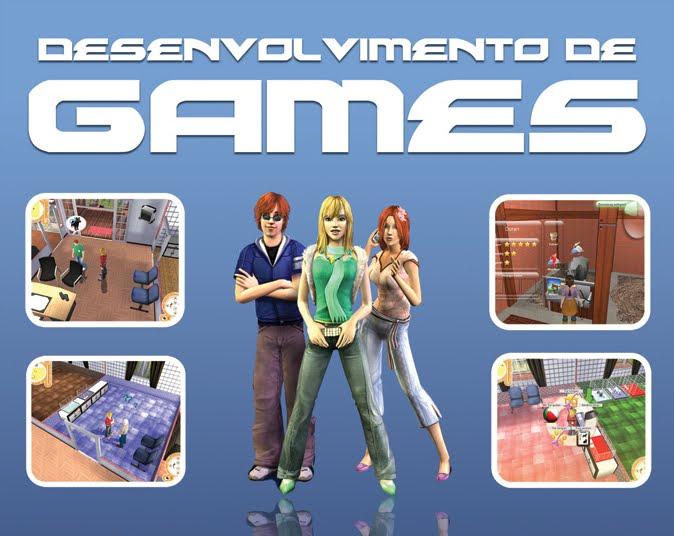 Curso Gratuito de Desenvolvimento de Jogos