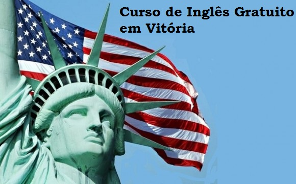 Curso de Inglês Gratuito em Vitória 2