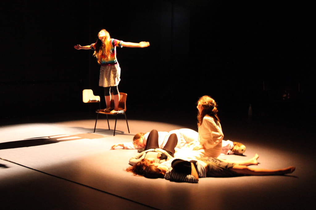 Curso de Teatro em SP Gratuito 2015