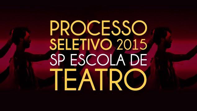 Curso de Teatro em SP Gratuito 2016