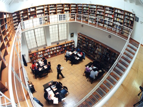 Curso de Biblioteconomia à distância
