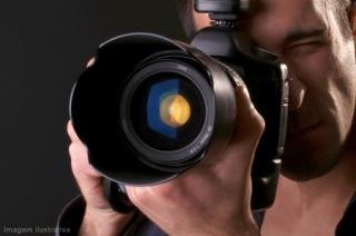 Curso gratuito de fotografia