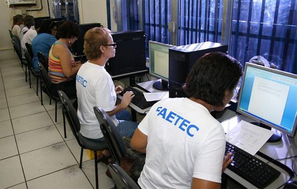 Faculdade Gratuita 2016 no RJ pela FAETEC