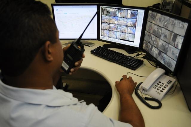 Curso de Monitoramento de câmeras