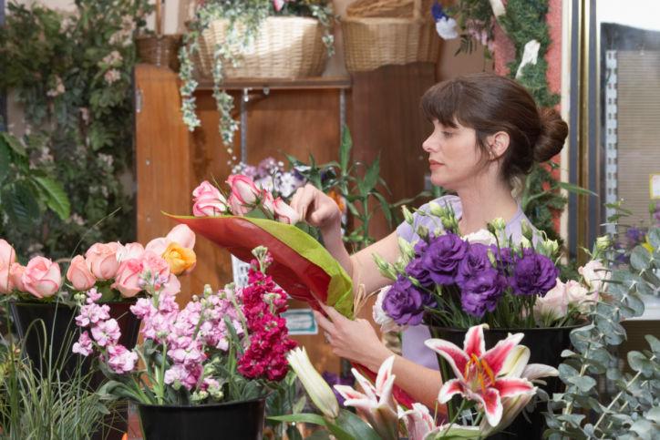 Curso de florista