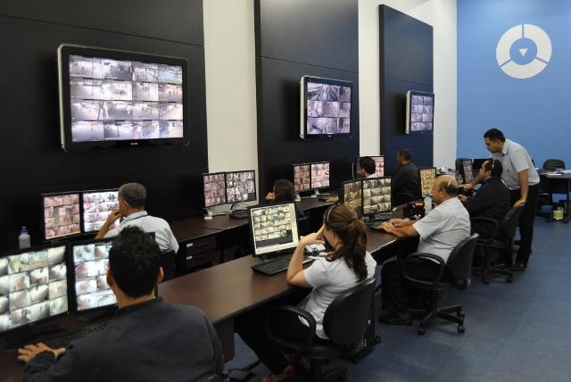 Monitoramento de câmeras cursos