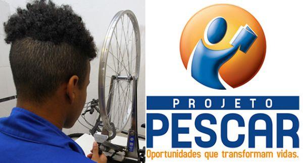 Projeto Pescar aprendiz 2015