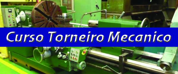 Curso de Torneiro Mecânico à Distância Grátis