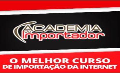 Academia do importador curso online