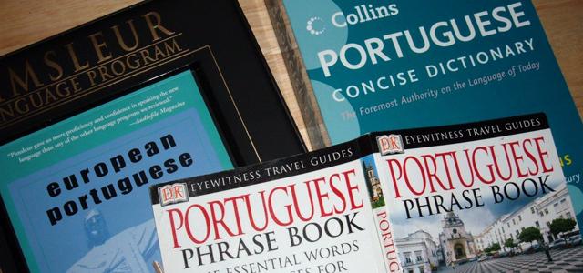 Curso de português estrangeiros