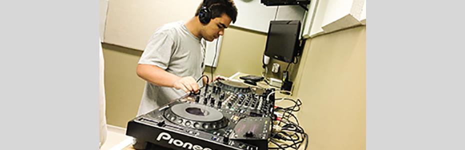 Curso Gratuito Senac de DJ