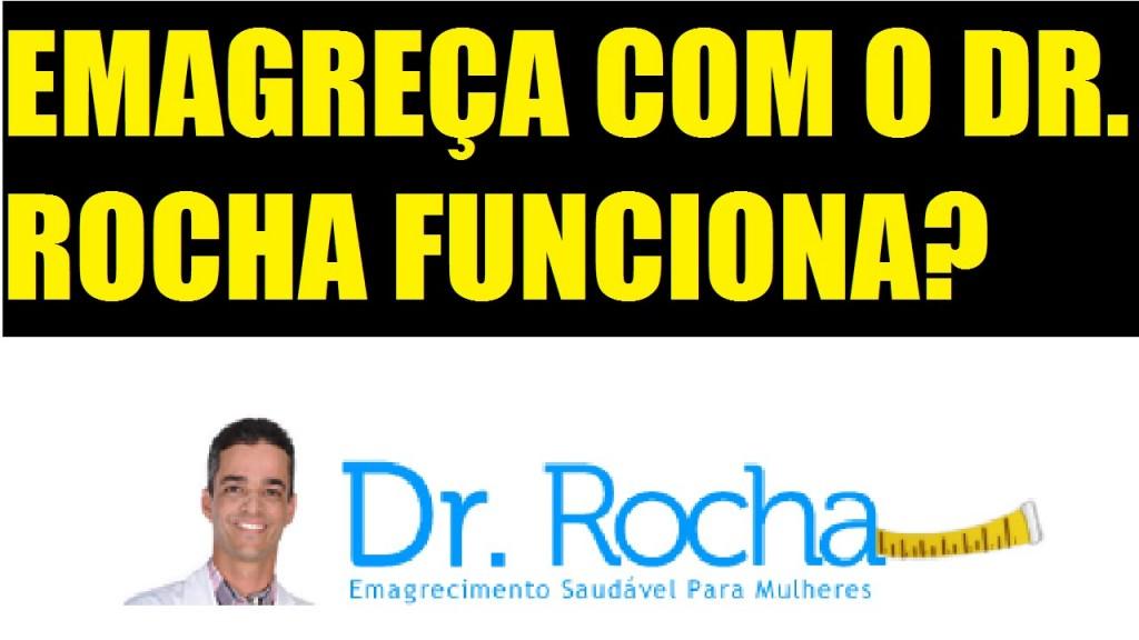 Dr. Rocha emagreça com saúde