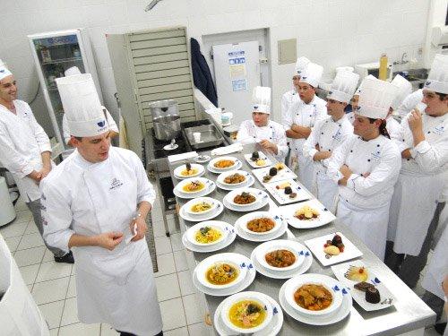 Faculdade de Gastronomia Gratuita