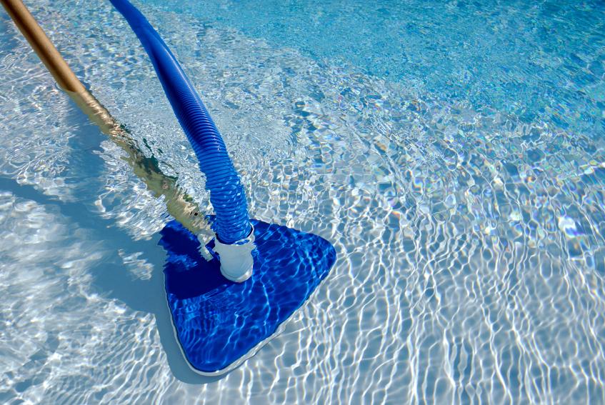 Curso tratamento de piscina
