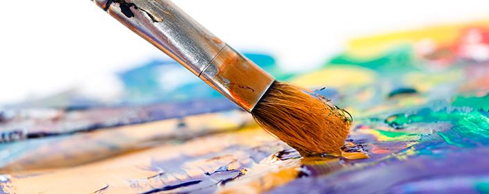 Artes visuais cursos EAD