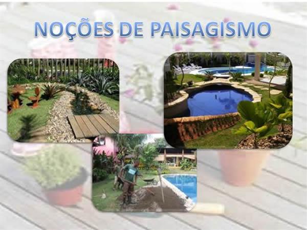 Curso de paisagismo