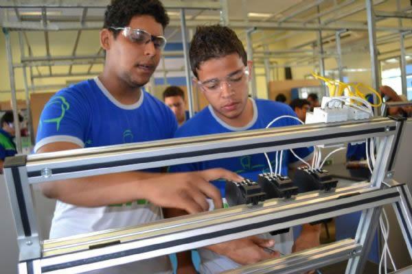 Senai Rondonópolis curso