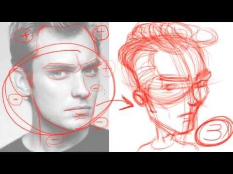 Curso de desenho e caricatura