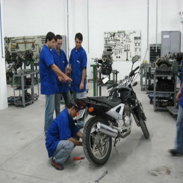 Curso de Mecânica de Motos Gratuito