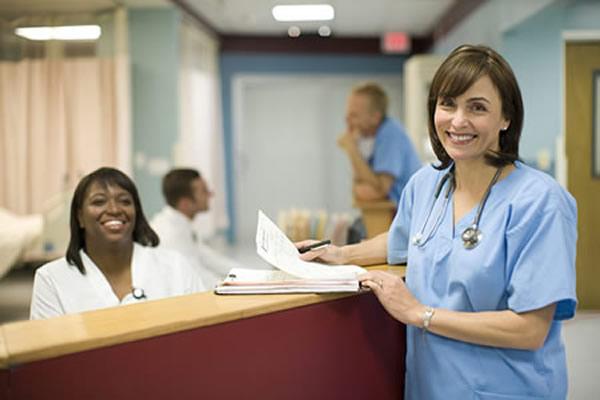 Curso de Recepcionista hospitalar