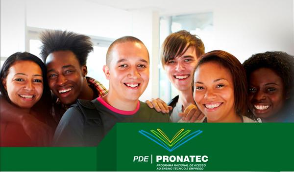 Pronatec PE 2016 cursos