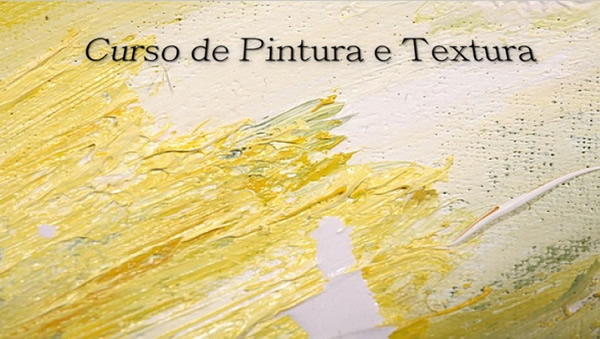 Pintura com Textura curso