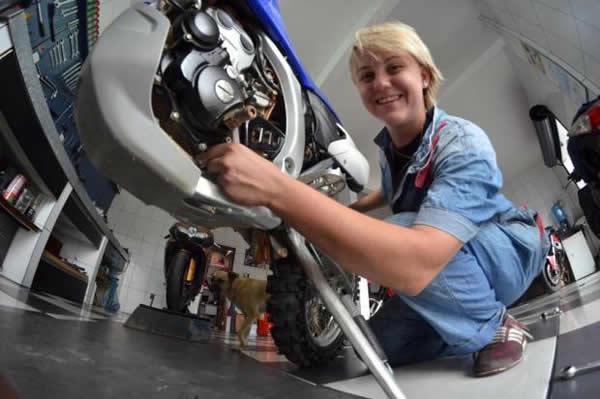 Mecânica de motos curso