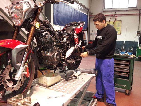 Mecânica de motos cursos