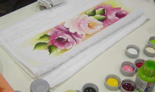 Pintura em tecido 3