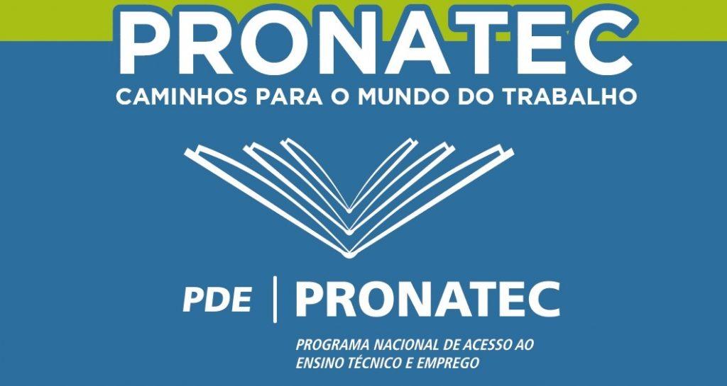 Cursos técnicos gratuitos do Pronatec