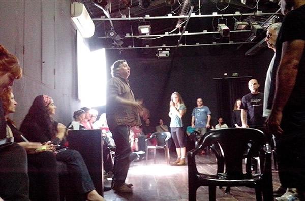Curso de teatro Globo 3