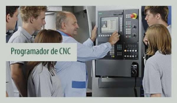 Curso de Operador CNC: Onde encontrar