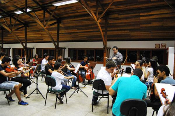 Cursos gratuitos de música em Ribeirão Preto