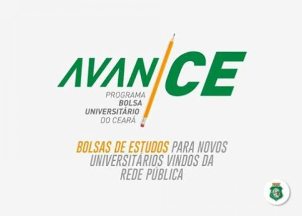 Avance Ceará: Programa de Bolsas Universitário
