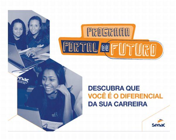 Programa Portal do Futuro: Como funciona