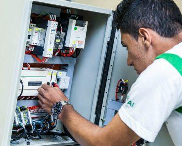 Técnico Em Eletroeletrônica Senac 03