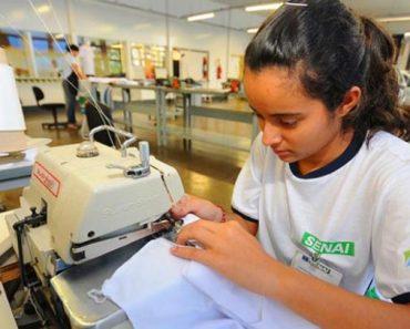 Curso Gratuito Técnico Têxtil Senai 10