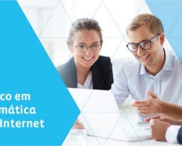 curso Técnico em informática para internet Senac