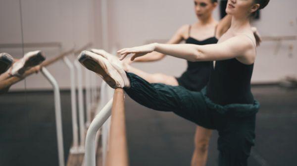 curso gratuito de balé